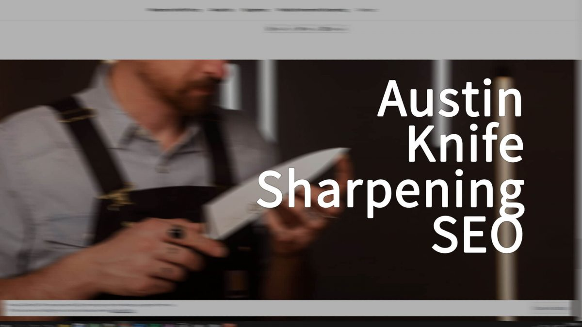 Austin Knife Sharpening